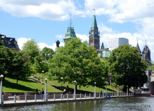 Canal Rideau, Ottawa, Ontario