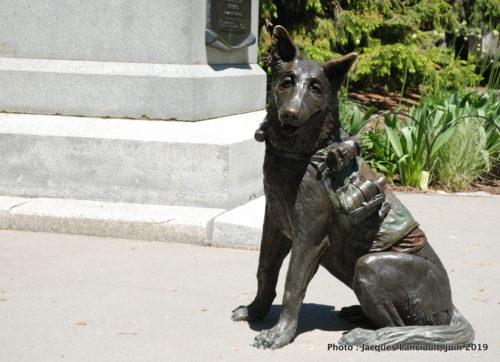 Monument aux animaux de la guerre
