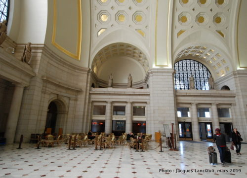Gare Union Station, Washington D.C., États-Unis