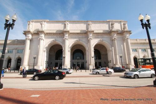 Gare Union Station, Washington D.C., États-Unis