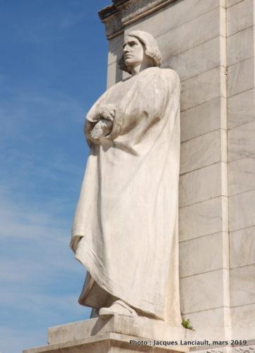 Fontaine de Christophe Colomb, Washington D.C., États-Unis
