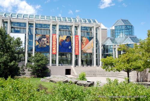 Gauguin. Portraits, Musée des beaux-arts d'Ottawa, Ottawa, Ontario