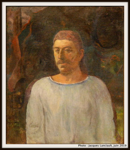 Gauguin. Portraits, Musée des beaux-arts du Canada, Ottawa, Ontario