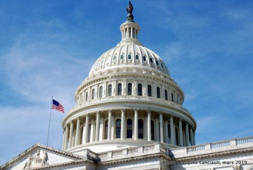 Dôme du Capitole des États-Unis, Washington D.C., États-Unis