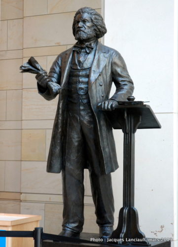 Hall des statues de la nation, Le Capitole, Washington D.C., États-Unis