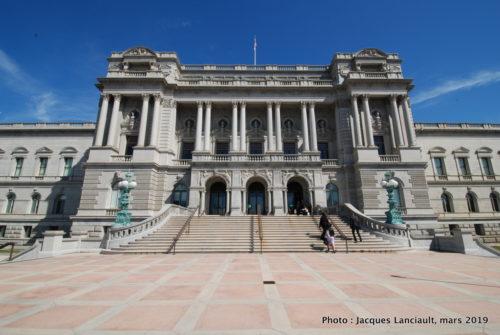 Thomas Jefferson Building, Washington D.C., États-Unis