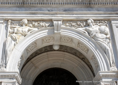 Jefferson Building, Washington D.C., États-Unis
