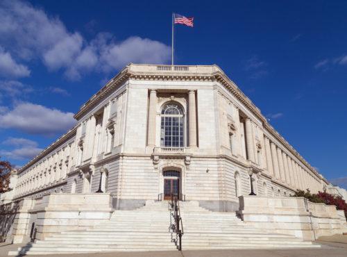 Russell Senate Office Building, Washington D.C., États-Unis