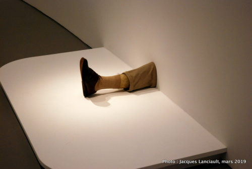 What Absence is made of,  Hirshhorn Museum, Washington D.C., États-Unis
