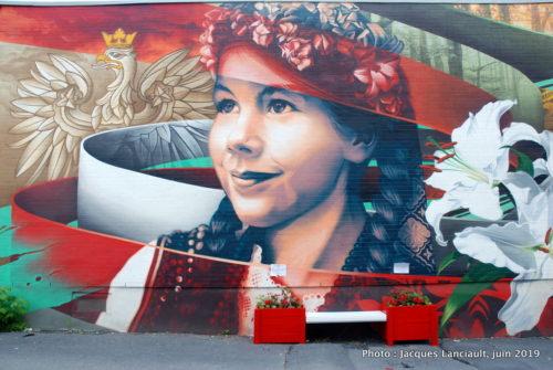 Lilia, Fluke, Montréal, Québec