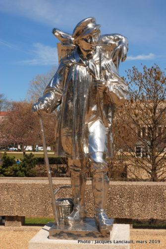 Kiepenkerl, Jeff Koons, Hirshhorn Museum, Washington D.C., États-Unis