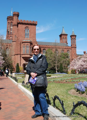 Smithsonian Castle, Washington D.C., États-Unis