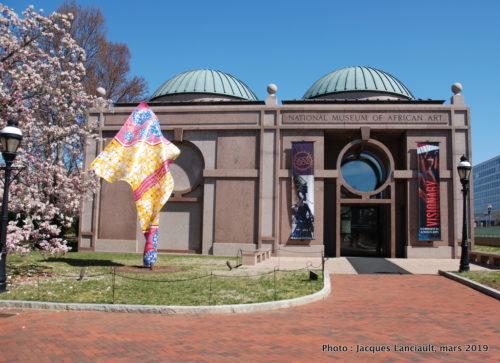 National Museum of African Art, Washington D.C., États-Unis