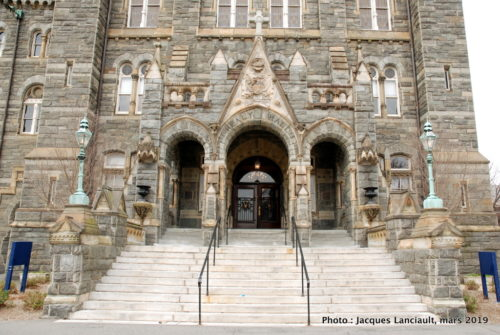 Healy Hall, Georgetown University, Washington D.C., États-Unis