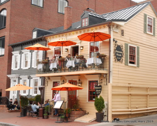 Quartier Georgetown, Washington D.C., États-Unis