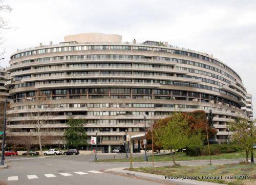 Complexe Watergate, Washington D.C., États-Unis