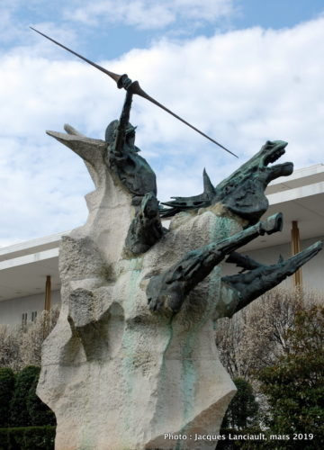 Don Quichotte, Washington D.C., États-Unis