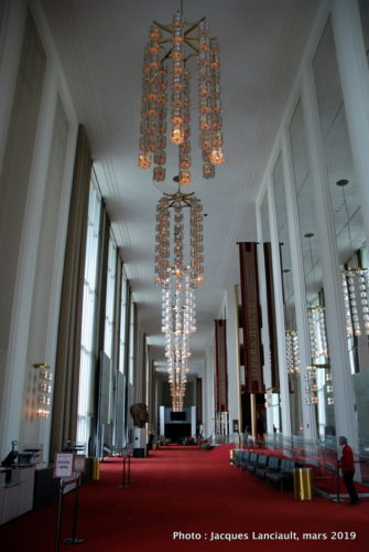 The John F. Kennedy Center for the Performing Arts, Washington D.C., États-Unis