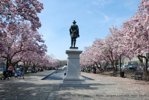 Rawlins Park, Washington D.C., États-Unis