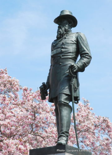 Monument John A. Rawlins, Washington D.C., États-Unis