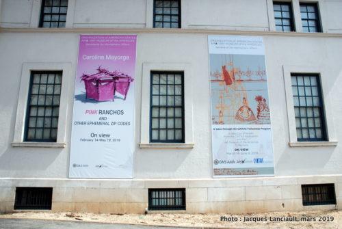 Art Museum of the Americas, Washington D.C., États-Unis