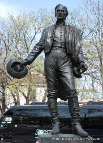 Statue Jose Artigas, Washington D.C., États-Unis