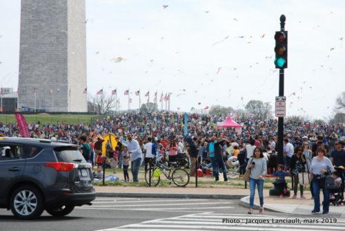 Annual Blossom Kite Festival, Washington D.C., États-Unis