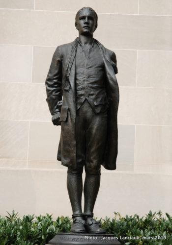 Nathan Hale, Washington D.C., États-Unis