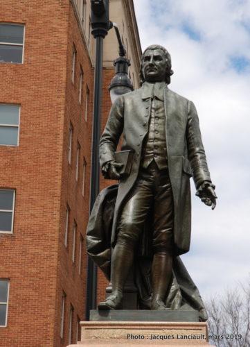Monument John Witherspoon, Washington D.C., États-Unis