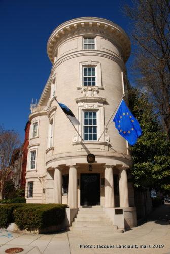 Ambassade, Washington D.C., États-Unis
