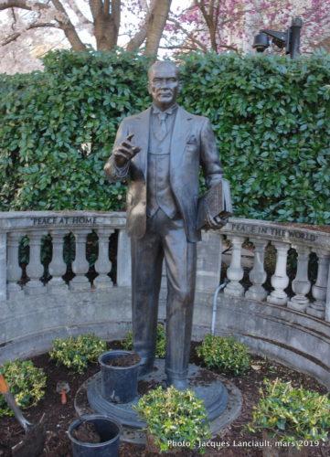 Monument Kemal Atatürk, Washington D.C., États-Unis
