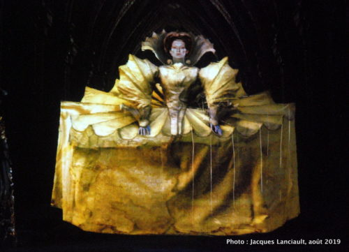 La dissolution de Lady Macbeth, MBAM, Montréal, Québec