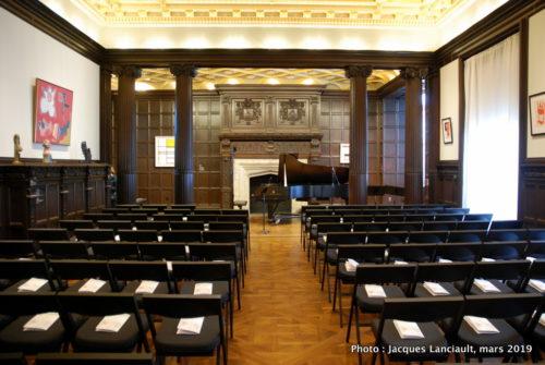 Music Room, Phillips Collection, Washington D.C., États-Unis