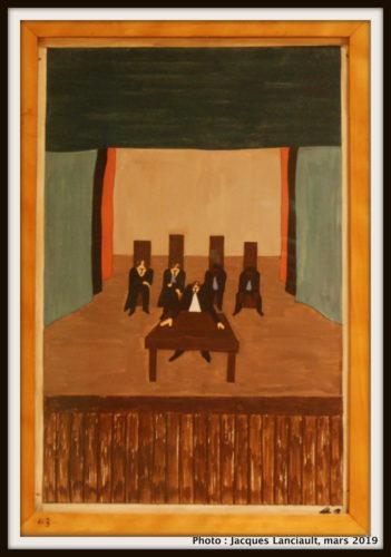 The Migration Series, Phillips Collection, Washington D.C., États-Unis