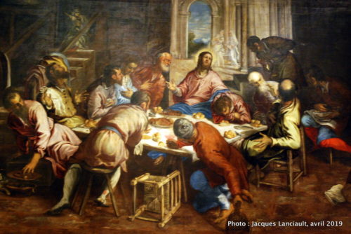 Exposition Tintoretto, National Gallery of Art, Washington D.C., États-Unis