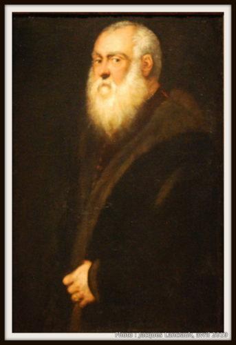 Exposition Tintoretto, National Gallery of Art, Washington D.C., États-Unis