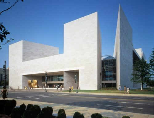 National Gallery of Art, Washington D.C., États-Unis