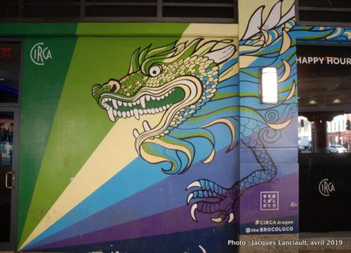 Station de métro Gallery Place, Washington D.C., États-Unis