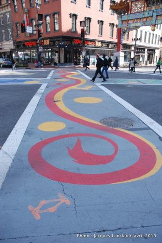 Chinatown, Washington D.C., États-Unis