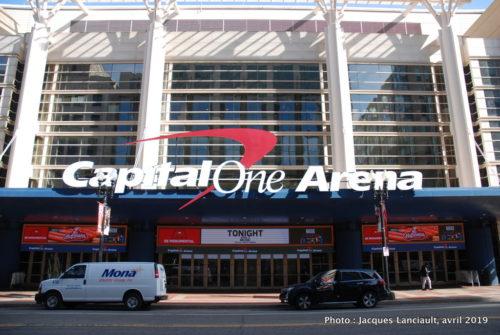 Capital One Arena, Washington D.C., États-Unis
