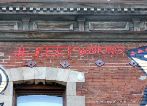Keep Walking, Ola Volo, Montréal, Québec