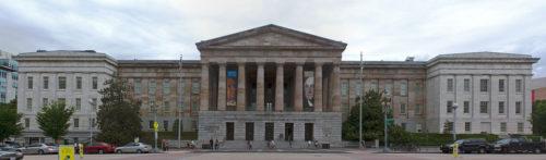 Donald W. Reynolds Center for American Art and Portraiture,Washington D.C., États-Unis