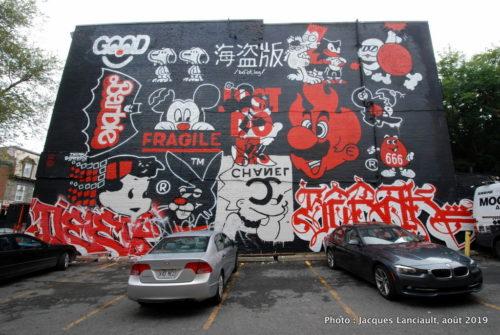 Think Differently, Germ Dee, Montréal, Québec