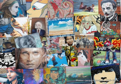 30 murales Montréal (3e série)