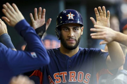 Abraham Toro, Astros de Houston