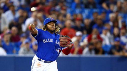 Vladimir Guerrero jr, Blue Jays de Toronto