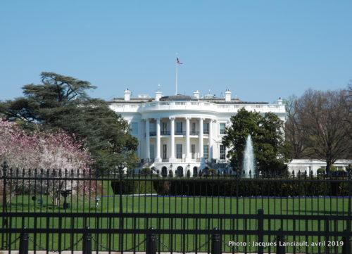 La Maison-Blanche, Washington D.C., États-Unis