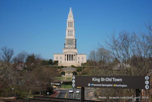 Station King Street–Old Town, Alexandria, États-Unis
