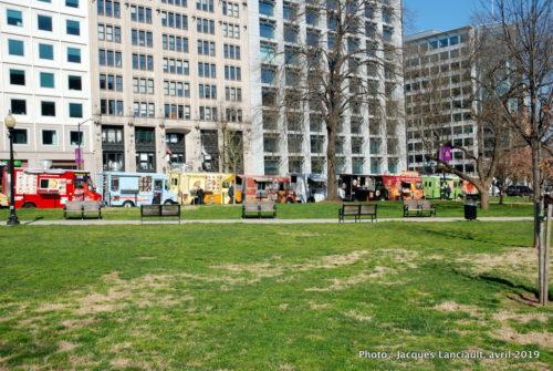 Farragut Square, Washington D.C., États-Unis