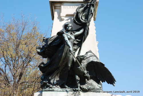 Monument Rochambeau, Washington D.C., États-Unis